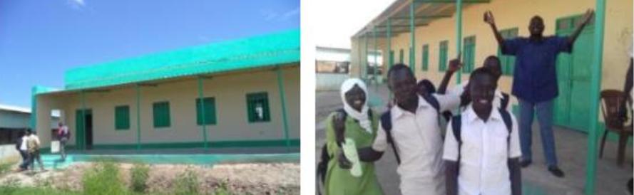 """Förderprojekt """"Sudan"""" abgeschlossen"""